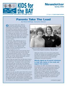 KFTB_Newsletter_spring2005
