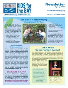 KftB_Newsletter_spring2012
