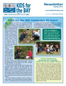 KftB_Newsletter_spring2013